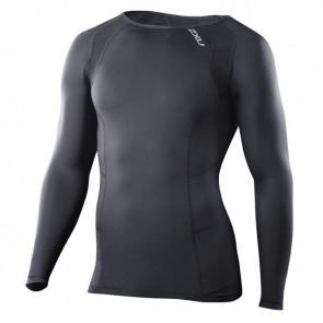 Мужская компрессионная 2XU футболка с длинным рукавом MA2308a