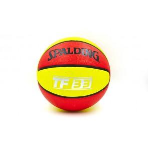 Мяч баскетбольный резиновый №7 SPLD 73833Z TF-33
