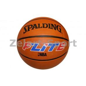 Мяч баскетбольный резиновый №7 SPLD 73917Z FLITE BRICK