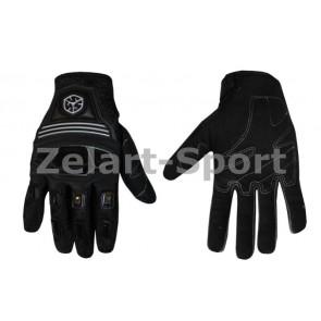 Мотоперчатки текстильные SCOYCO MC24-BK