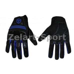 Мотоперчатки текстильные SCOYCO MC24-BKB