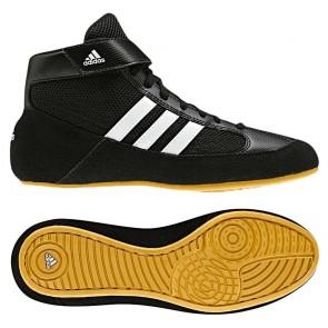 Борцовки детские  Adidas Havoc Kids (черные)