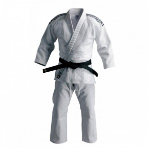 Кимоно для Дзюдо Adidas Champion II IJF (белый)