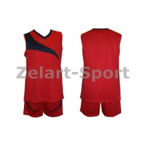Форма баскетбольная женская без номера B103-R