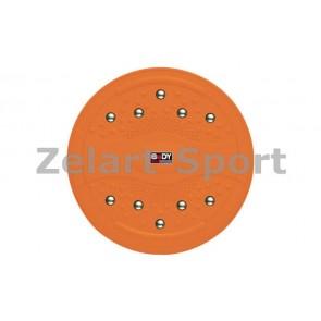 Диск здоровья массажный d29см SOLEX BB-950-C
