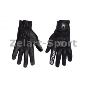 Мотоперчатки кожаные BC-351 SPIDER