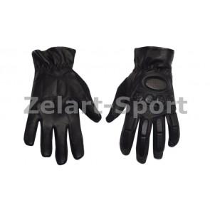Мотоперчатки кожаные BC-368