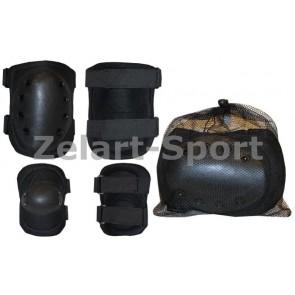 Защита тактическая наколенники, налокотники BC-4039-BK