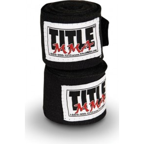 Боксерские бинты TITLE MMA