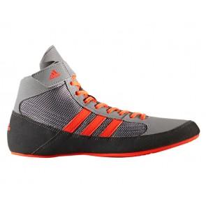 Борцовки Adidas HAVOC 2 (серо-красные) CG3802
