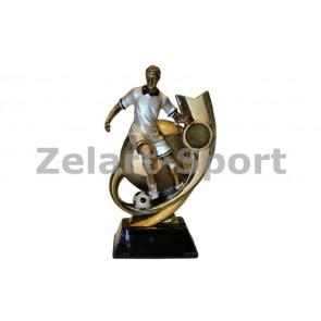 Статуэтка (фигурка) наградная спортивная Футболист C-1623-AA11