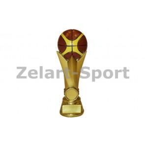 Статуэтка (фигурка) наградная Кубок Баскетбольный мяч C-3209-B5