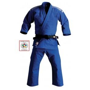 Кимоно для Дзюдо Adidas Champion II IJF (синий)