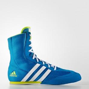 Боксерки Adidas Box Hog 2 Цвет Голубой