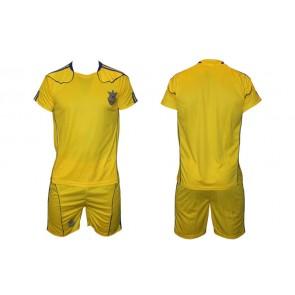 Детская футбольная форма CO-1006-UKR-12Y УКРАИНА