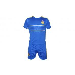 Детская футбольная форма CO-1006-UKR-13B УКРАИНА
