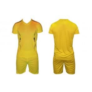 Футбольная форма без номера подростковая CO-3123-Y