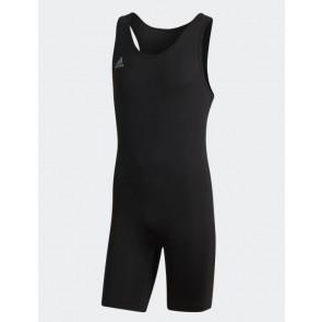 Костюм для тяжелой атлетики PowerLiftSuit Adidas CW5648 (черного цвета)