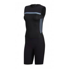 Трико для тяжелой атлетики женское Crazypowersuit W Adidas CW5660 (черного цвета)
