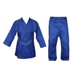 Кимоно для дзюдо синее MATSA МА-0015