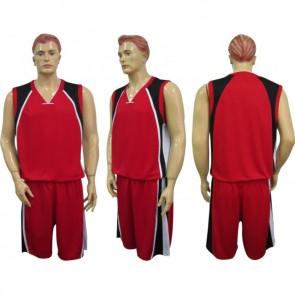 Форма баскетбольная мужская без номера CO-1509-R