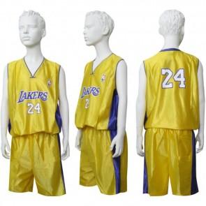 Форма баскетбольная юниорская NBA CO-0038-13 LAKERS 24