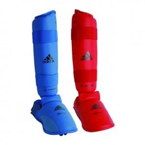 Защита голени и стопы для каратэ Adidas