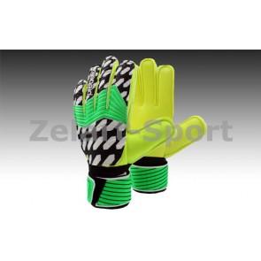 Перчатки вратарские с защитными вставками на пальцы FB-872-2 PREDATOR
