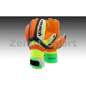 Перчатки вратарские с защитными вставками на пальцы FB-873-2 REUSCH