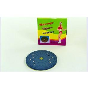 Диск здоровья массажный с магнитами Грация d-29см FI-4589
