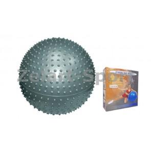 Мяч для фитнеса (фитбол) PS массажный 75см FI-078(75)