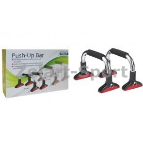 Упоры для отжиманий 3х уровневые (2шт) PS FI-980S ADJ.PUSH-UP BAR
