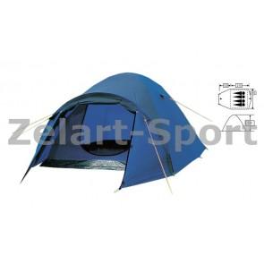 Палатка 4-х местная FRT-211-4 с тентом