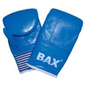 Снарядные перчатки ( блинчики) «BAX» кожаные