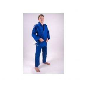 Кимоно для дзюдо Adidas J500 Training (синее)