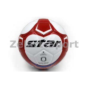 Футбольный мяч Клееный-PU STAR JMU2040501
