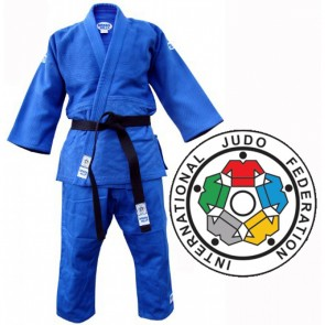 Кимоно для дзюдо IJF Olympic Green Hill