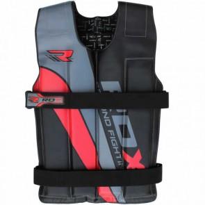 Жилет-утяжелитель RDX Red 14 кг