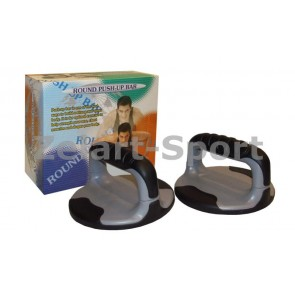 Упоры для отжиманий круглые (2шт) PS K70-3R ROUND PUSH-UP BAR