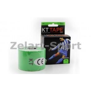 Кинезио тейп (Kinesio tape, KT Tape) эластичный пластырь KTTP-002257 ORIGINAL