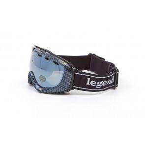 Очки горнолыжные Legend LG7196