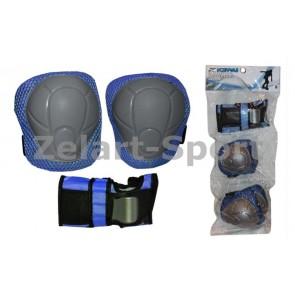 Защита спортивная наколенники, налокот., перчатки KEPAI LP-303B