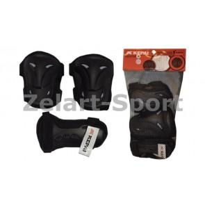 Защита спортивная наколенники, налокот., перчатки KEPAI LP-630
