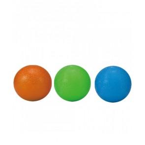 Мячик-тренажер для кисти LiveUp GRIP BALL