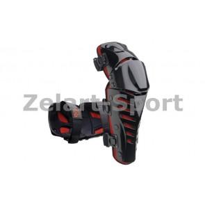 Мотозащита (колено, голень) 2шт FOX M-4553-R RAPTOR