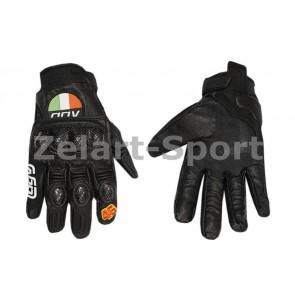 Мотоперчатки кожаные M-3960