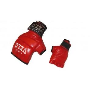 Перчатки для смешанных единоборств MMA Кожа VELO ULI-4023