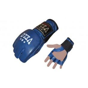 Перчатки для смешанных единоборств MMA Кожа VELO ULI-4024