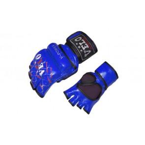 Перчатки для смешанных единоборств MMA Кожа VELO ULI-4032