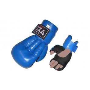 Перчатки для рукопашного боя Кожа VELO VL-8104